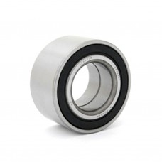 Front wheel bearing, for vehicles without ABS