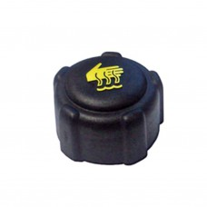 Coolant expansion tank cap
