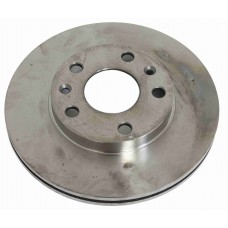 Brake disc (269x23) (without ESP)